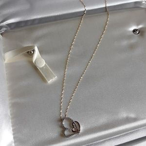 10KT gold Necklace & Kays pendant
